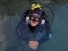 Taucher sagt: Alles ok unter Wasser!