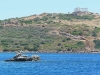 Poseidon Tempel auf Cap Sounion