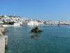 Blick auf Mykonos