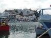 Blick auf die Chora von Naxos