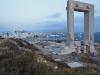 Tempeltor vor Naxos