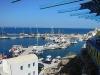 Marina Vlikhada auf Santorin