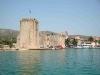 Einfahrt Trogir