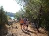 Wandern auf Brac
